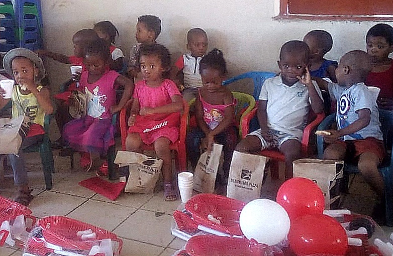 Early Childhood Development pre-schools help to break the poverty mindset over children in Africa